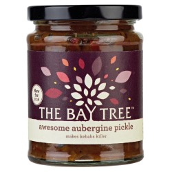 Awesome Aubergine Pickle