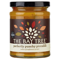 Perfectly Punchy Piccalilli