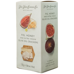 Fig, Honey & Extra Virgin Oil Crackers