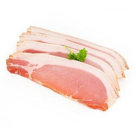 Smoked Back Bacon DC - 500g
